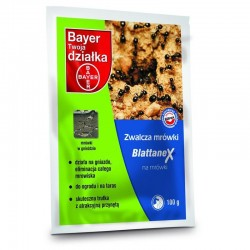 Blattanex na mrówki Bayer 100 g – środek mrówkobójczy