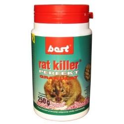 Ratkiller Granulat skuteczna trutka na myszy i szczury 250g